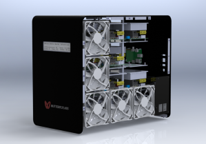 Bitcoin Mini-Rig von Butterflylabs.com