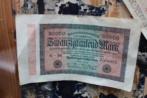 Hyperinflation? Mit dem Bitcoin nicht möglich (c) Erich Keppler / pixelio.de