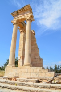 Tempel des Apollo in Zypern (c) Alexander Dreher / pixelio.de