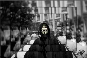 anonymous action / flickr.com - Lizenz:  Creative Common License 2.0