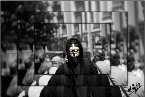 (cc) anonymous action / flickr.com