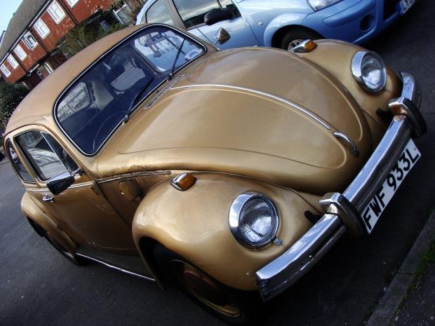 """""""Goldbug"""" von  Ben Sutherland. Lizenz: Creative Commons 2.0"""