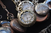 """Pocket Watches"" von Mabel Lu via flickr.com. Lizenz: Creative Commons 2.0"