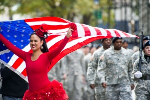 """Veterans Week New York City"" von DVIDSHUB. Lizenz nach Creative Commons 2.0"