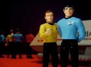 """Kirk & Spock"" von  JD Hancock. Lizenz: Creative Commons"" Tip the photographer"