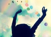 """""""Felicidad , Optimismo y Colores!"""" Bild von  Camdiluv ♥ via flickr.com. Lizenz: Creative Commons"""