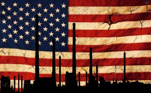 USA Industry von AK Rockefeller via flickr.com. Lizenz: Creative Commons