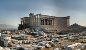 """""""Athènes - Acropole - Erechtheion"""". Foto von Panoramas via flickr.com. Lizenz: Creative Commons"""