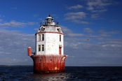 """lighthouse in the Chesapeake Bay"" von  scott1346 via flickr.com. Lizenz: Creative Commons"