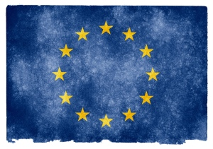 EU Grunge Flag von Nicolas Raymond via flickr.com. Lizenz: Creative Commons