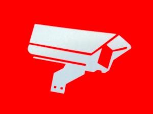 """""""Spy Cam Surveillance Camera"""" von Mike Mozart via flickr.com. Lizenz: Creative Commons"""