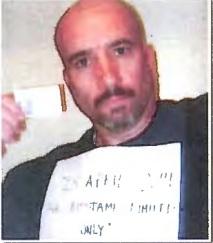 Special Agent Carl Mark Force IV. Foto aus dem Bericht der internen Ermittlungen gegen ihn.
