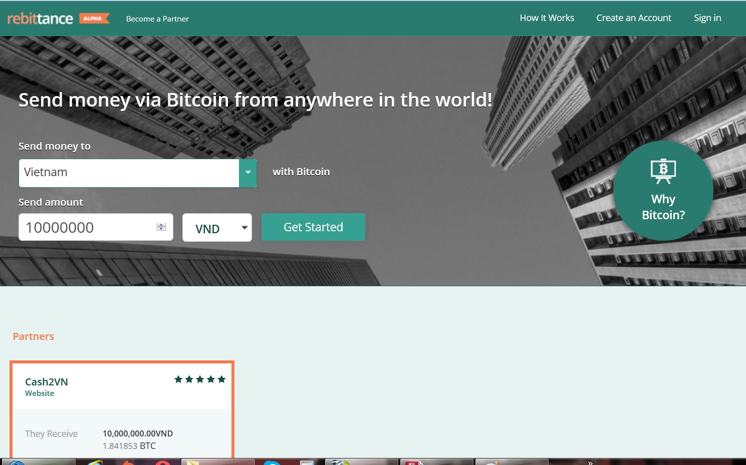 Bitcoin überweisen