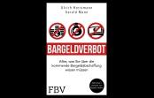 Bargeldverbot. Buchcover des Finanzbuchverlags.