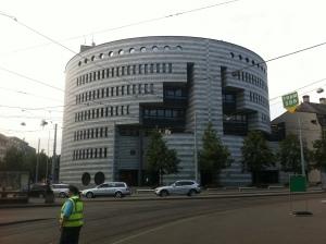 Bank for International Settlement, Basel. Foto von Jim McDougall via flickr.com. Lizenz: Creative Commons