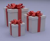 """Gift Boxes"" von  FutUndBeidl via flickr.com. Lizenz: Creative Commons"