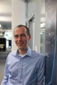 Markus Weinberg, Direktor des IoT-Labs von Bosch in St. Gallen.