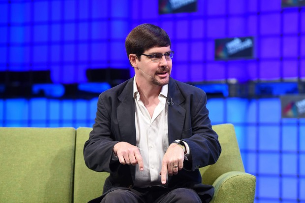 Gavin Andresen auf dem Web Summit 2014. Bild von Web Summit via flickr.com. Lizenz: Creative Commons