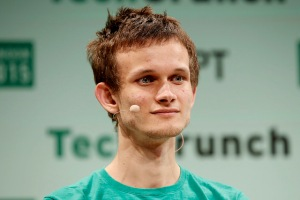 """Der """"wohlwollender Tyrann"""" von Ethereum - hat Vitalik Buterin (22) die Macht, eine Blockchain zurückzuspulen? Bild von TechCrunch via flickr.com. Lizenz: Creative Commons"""
