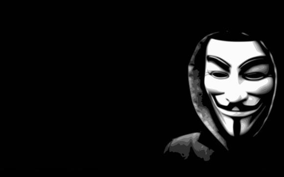 Anonymous von lio leiser via flickr.com. Lizenz : Creative Commons