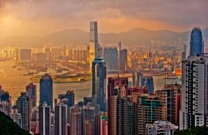Hong Kong Sunset. Bild von Mike Behnken via flickr.com. Lizenz: Creative Commons
