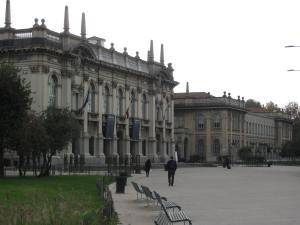 Die Politecnico di Milano - fotografiert von Christoph Bergmann.
