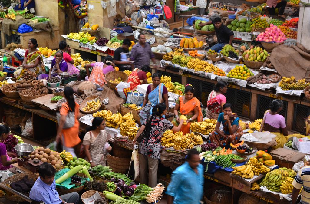 West Indian Food Market