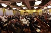 Foto von der Konferenz in Doha. Bild von Basel Institute of Governance