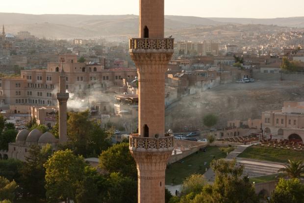 So schön - die Stadt Sanliurfa, an der Grenze zu Syrien. Bild von Marcel Oosterwijk via flickr.com, Lizenz: Creative Commons