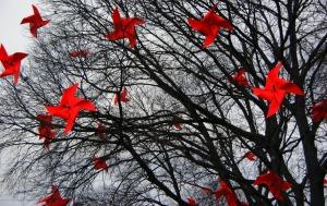 """Windrad"" von Martin Abegglen via flickr.com. Lizenz: Creative Commons"