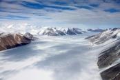 Antarctica: Helicoptering the Dry Valleys. Bild von Eli Duke via flickr.com. Lizenz: Creative Commons